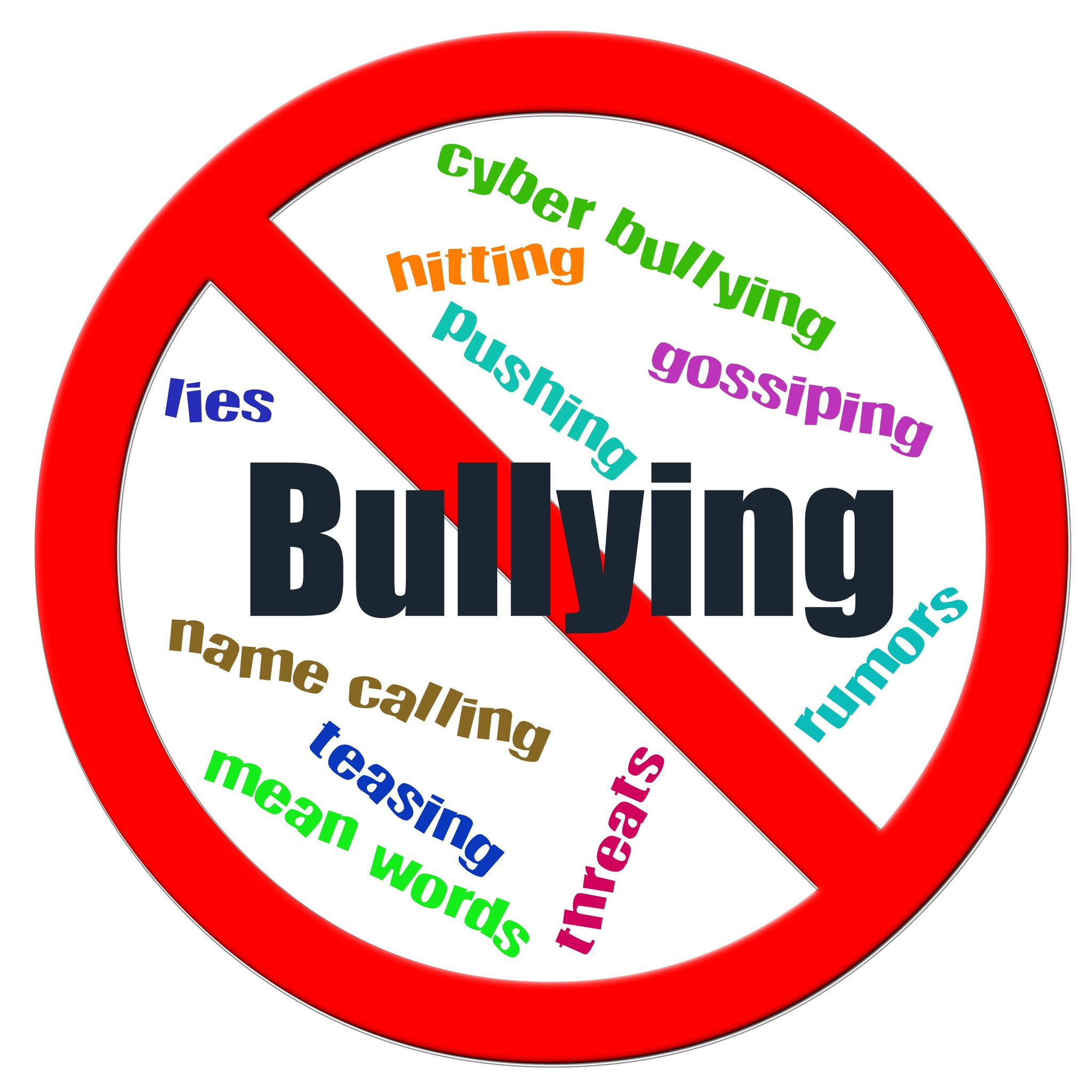 What parents can do about childhood bullying?