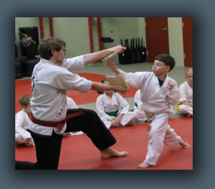 Tae Kwon Do – Big Dragon