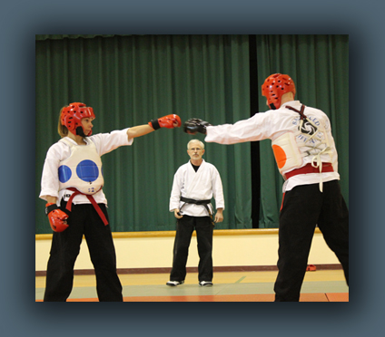 Tae Kwon Do – Adult