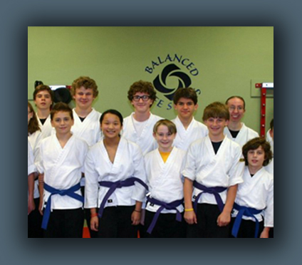 Tae Kwon Do – Jr