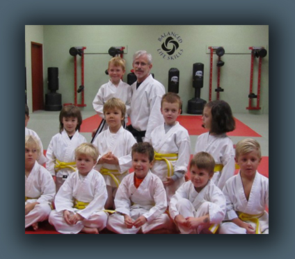 Tae Kwon Do – Lil Dragons