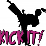 Kick It Logo color