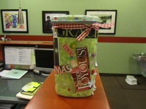 Christmas Jar created by Ryan R.