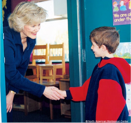 English In Italian: Showing Respect At School Is Multi Faceted